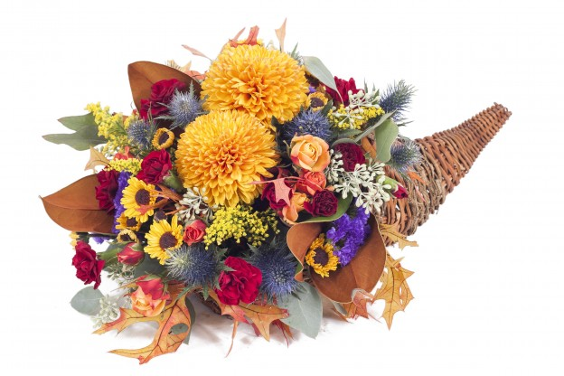 Just for Fall: Fresh & Colorful Arrangements!